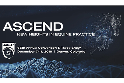 Equine Practitioners Are Invited to Experience 2019 AAEP